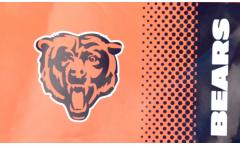 Bandiera Chicago Bears Fan