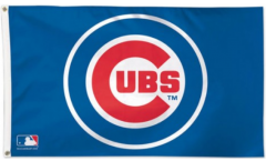 Bandiera Chicago Cubs