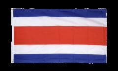 Bandiera Costa Rica senza stemmi