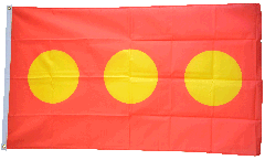 Bandiera Danimarca Christiania