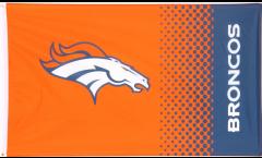 Bandiera Denver Broncos Fan