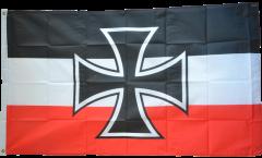 Bandiera Germania Gösch-Naval Jack 1871-1919