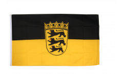 Bandiera Germania Baden-Württemberg