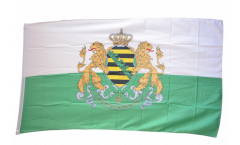 Bandiera Germania Regno di Sassonia 1854-1873