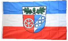 Bandiera Germania Landkreis Aschaffenburg