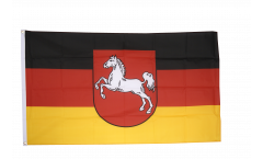 Bandiera Germania Bassa Sassonia