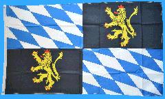 Bandiera Germania Elettorato Palatino Kurpfalz