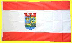 Bandiera Germania Berlin Lichtenberg