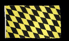 Bandiera Germania Monaco 2