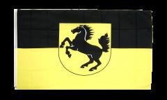 Bandiera Germania Stoccarda