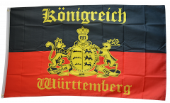 Bandiera Germania Württemberg 4