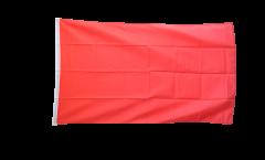 Bandiera Unicolore Rossa