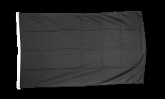 Bandiera Unicolore Nera