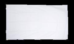 Bandiera Unicolore Bianca