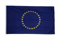 Bandiera Unione Europea EU con 25 stelle