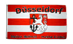 Bandiera Tifosi Düsseldorf