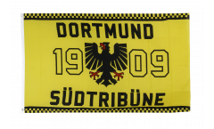Bandiera Tifosi Dortmund 1909 Aquila Südtribüne