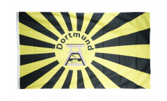 Bandiera Tifosi Dortmund Torre d'estrazione