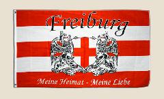 Bandiera Tifosi Freiburg Friburgo in Brisgovia