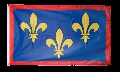 Bandiera Francia Anjou Angiò