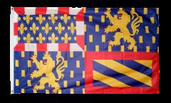 Bandiera Francia Borgogna-Franca Contea