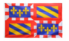 Bandiera Francia Borgogna