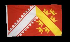 Bandiera Francia Alsazia