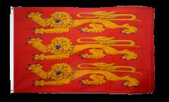 Bandiera Francia Alta Normandia, treis cats