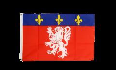 Bandiera Francia Lione