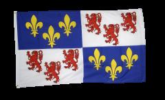 Bandiera Francia Piccardia