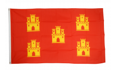 Bandiera Francia Poitou Charentes