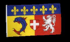 Bandiera Francia Rodano Alpi