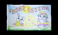 Bandiera Buona Pasqua 6