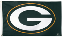 Bandiera Green Bay Packers Logo