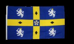 Bandiera Regno Unito Durham County