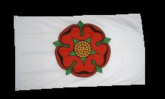 Bandiera Regno Unito Lancashire red rose