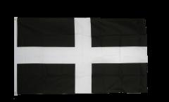 Bandiera Regno Unito St. Piran Cornovaglia