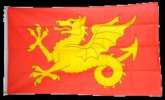 Bandiera Regno Unito Regno del Wessex 519-927