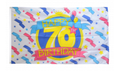 Bandiera Happy Birthday