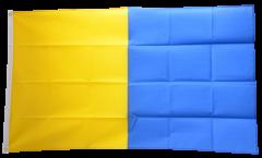 Bandiera Irlanda Clare