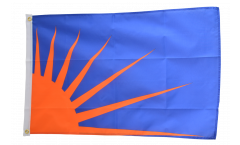 Bandiera Irlanda Sunburst
