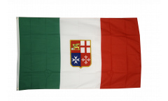 Bandiera Italia bandiera mercantile