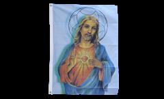 Bandiera Gesù con la stella
