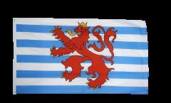 Bandiera Lussemburgo leone