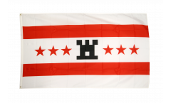Bandiera Paesi Bassi Drenthe