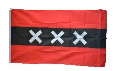 Bandiera Paesi Bassi Amsterdam