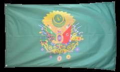 Bandiera Impero Ottomano stemma