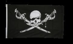 Bandiera Pirata con sciabola