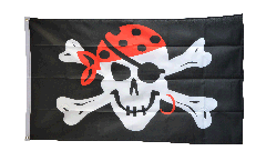 Bandiera Pirata one eyed Jack