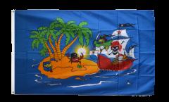 Bandiera Pirata nave pirata